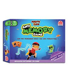 MadRat Mighty Raju Anti - Memory Game