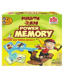 MadRat Mighty Raju Power Memory