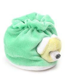 Morison Baby Dreams Baby Booties - Green