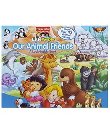 Parragon Fisher Price Our Animal Friends - Learn Over 175 Animal Names