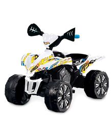 Hot Wheels Battery Operated Quad Ride On