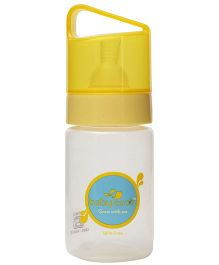 Baby Coos Feeding Bottle With Yellow Lid - 125 ml