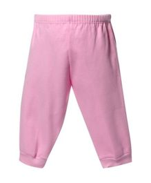 Child World Full Length Thermal Bottoms - Pink
