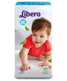 Libero Baby Diaper Extra Large - 5 Pieces