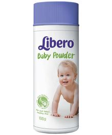 Libero Baby Talcum Powder - 100 gm