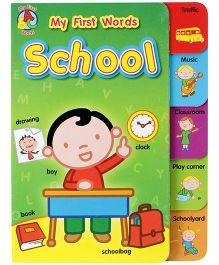 Yoyo Books My First Words School