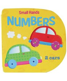 Yoyo Books Small Hands Numbers