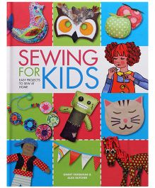 Penguin Sewing For Kids