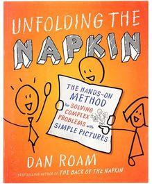 Ladybird Unfolding The Napkin - English
