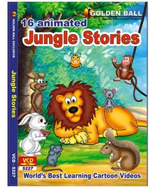 Golden Ball Animated Jungle Stories - VCD