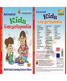Golden Ball Kids Encyclopedia VCD - English