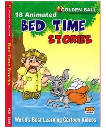 Golden Ball Animated Bed Times Stories - VCD