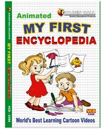 Golden Ball Animated My First Encyclopedia - VCD