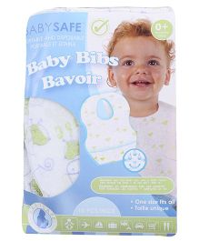Honey Bunny Disposable Bibs - One Size Fits To All