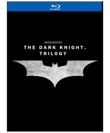 The Dark Knight Trilogy Blu-Ray Disc - 1 - 3 Series