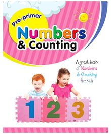 Future Books Pre-Primer Numbers And Counting Book - English