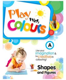 Future Books Play With Colours A Book - English