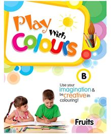 Future Books Play With Colours B - English