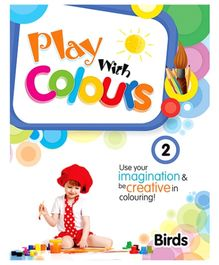 Future Books Play With Colours 2 Birds - English