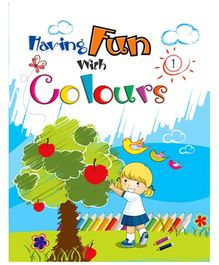 Future Books Having Fun With Colour 1 - English