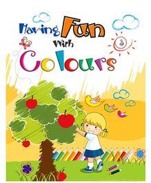 Future Books Having Fun With Colour 3 - English