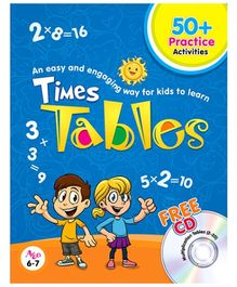 Future Books Times Tables 50 Plus Practice Activities