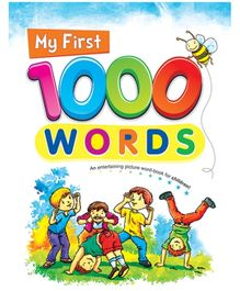 Future Books My First 1000 Words - English