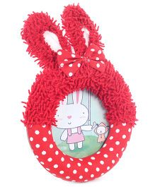Fab N Funky Rabbit Design Photo Frame