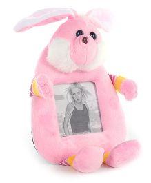 Fab N Funky Rabbit Shape Photo Frame - Pink