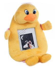 Fab N Funky Duck Shape Photo Frame - Yellow