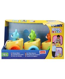 Tomy Funskool Play To Learn Cheesy Riders