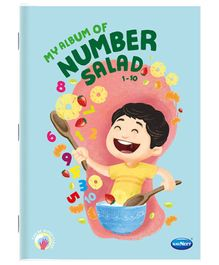 NavNeet My Album Of Numbers - English