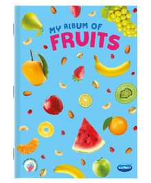 NavNeet My Album Of Fruits - English