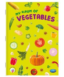 NavNeet My Album Of Vegetables - English