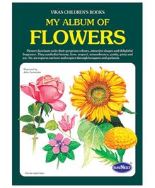 NavNeet My Album Of Flowers - English
