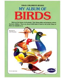 NavNeet My Album Of Birds - English