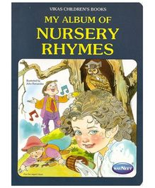 NavNeet My Album Of Nursery Rhymes - English