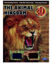 NavNeet The Animal Kingdom 3D - English