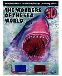 NavNeet The Wonders Of The Sea World 3D - English