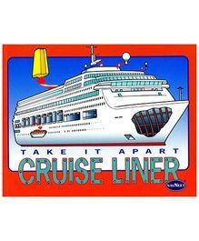 NavNeet Take It Apart Cruise Liner - English