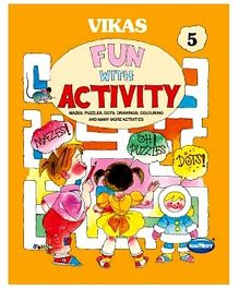 NavNeet Vikas Fun With Activity Part 5 - English