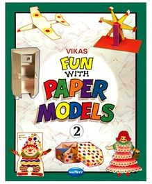 NavNeet Vikas Fun With Paper Models Part 2 - English