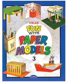 NavNeet Vikas Fun With Paper Models Part 3 - English