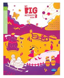 NavNeet My Big Activity Book Part 3 - English