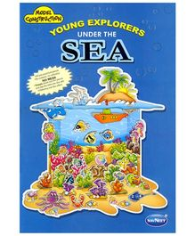 NavNeet Young Explorers Under The Sea Model Construction - English