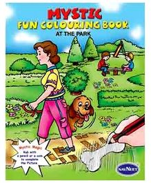 NavNeet Mystic Fun Colouring Book At The Park - English