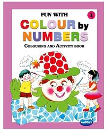 NavNeet Fun With Colour By Numbers Part 1 - English
