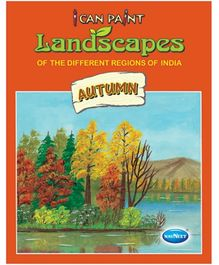 NavNeet I Can Paint Landscapes Autumn - English