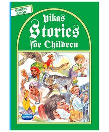 NavNeet Stories For Children Green Book - English