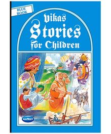 NavNeet Stories For Children Blue Book - English
